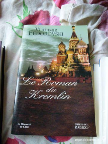 Le Roman du Kremlin de Fédorovski 6 Goussainville (95)