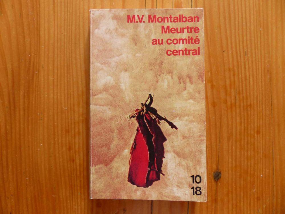 Roman  Meurtre au comité central  de Montalban 2 Strasbourg (67)