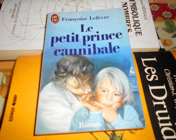 Roman Le petit prince cannibale Françoise Lefèvre 4 Monflanquin (47)