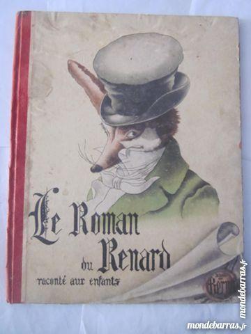 LE ROMAN DU RENARD RACONTE AUX ENFANTS 13 Brest (29)