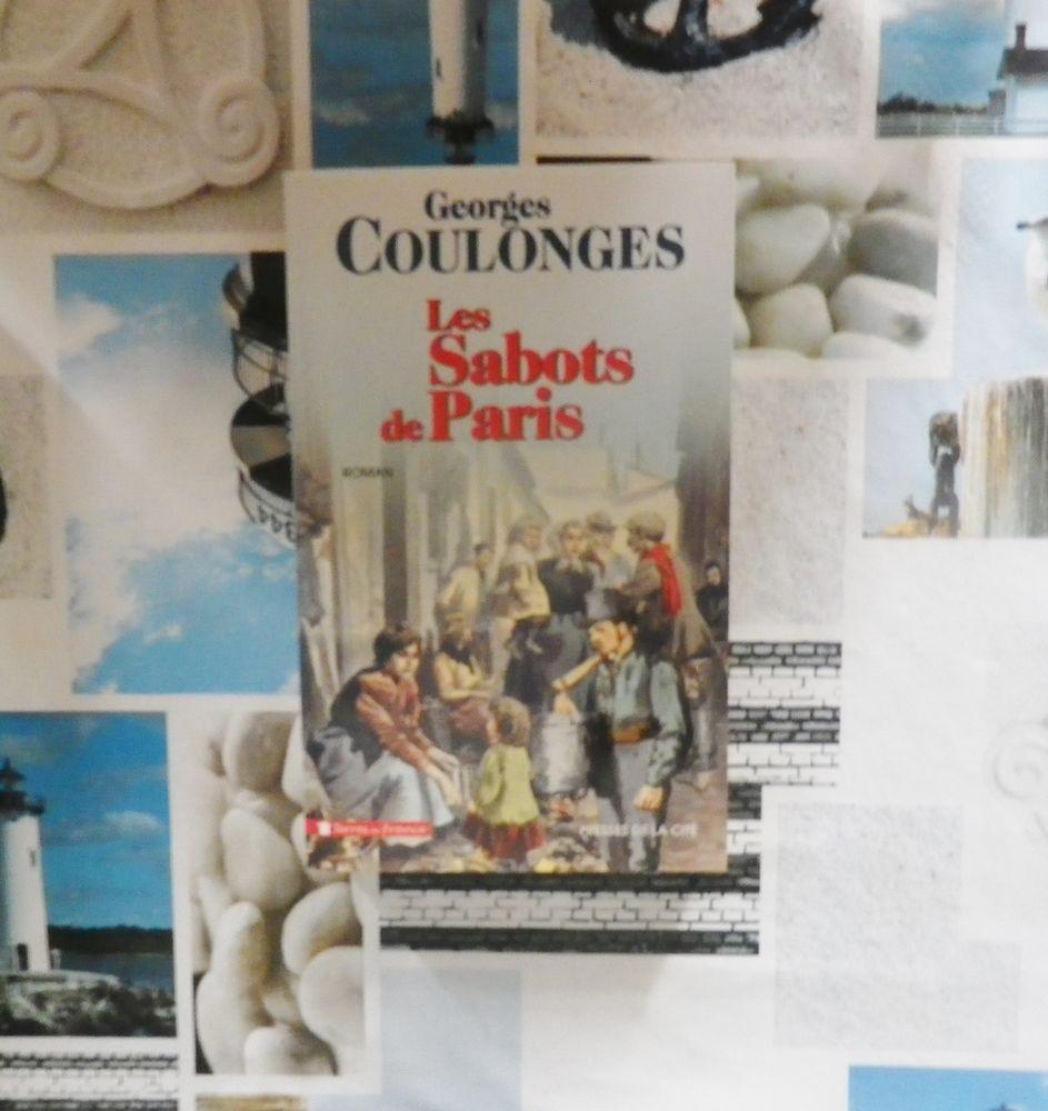 ROMAN LES SABOTS DE PARIS de Georges COULONGES Livres et BD