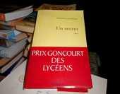 Roman Un secret Philippe Grimbert (Grasset) 10 Monflanquin (47)
