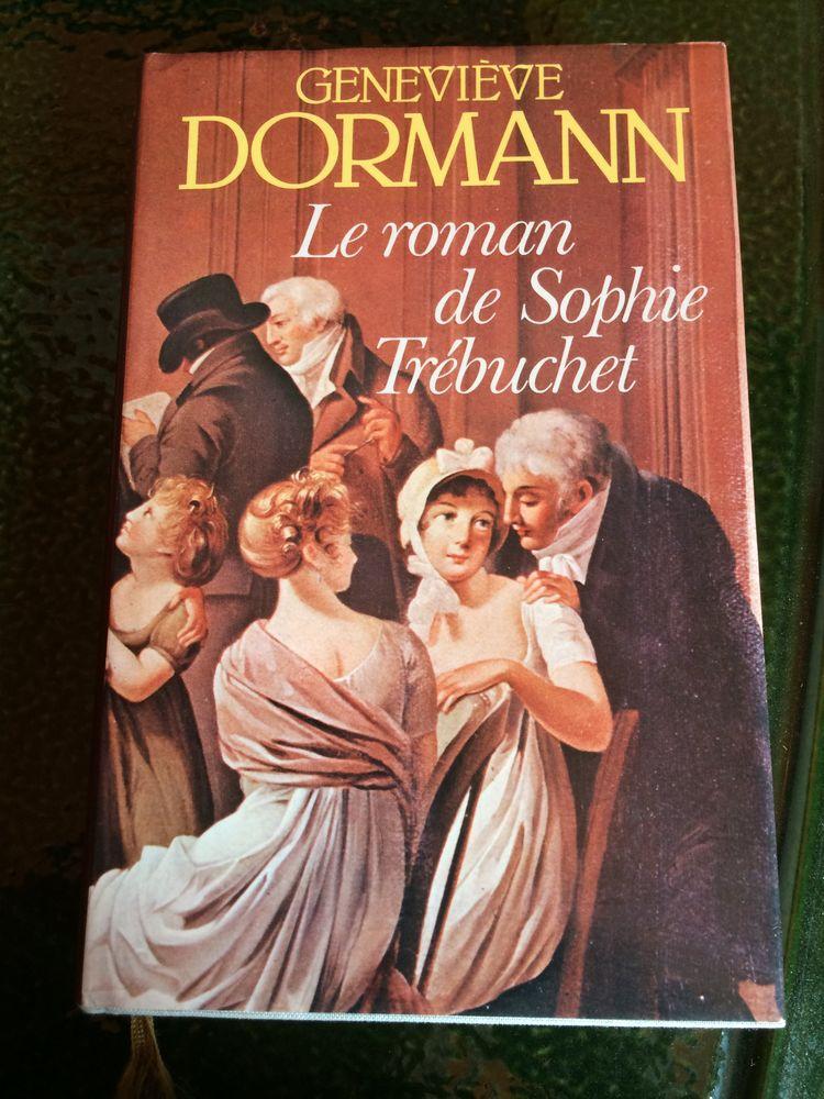 LE ROMAN DE SOPHIE TREBUCHET de Geneviève DORMANN 4 Les Églisottes-et-Chalaures (33)