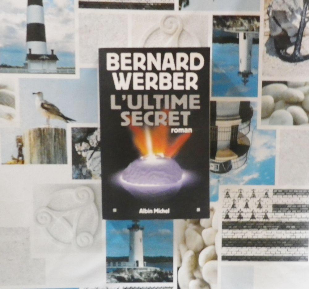 ROMAN L'ULTIME SECRET de Bernard WERBER 5 Bubry (56)