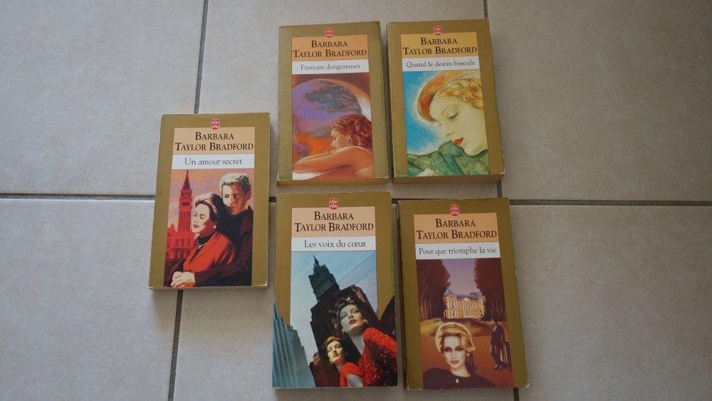 Romance, Passion: Barbara Taylor Bradford 2 Hyères (83)