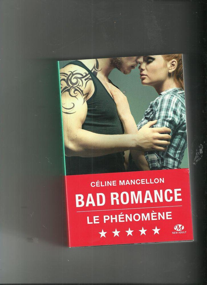 BAD ROMANCE LE PHENOMENE Livres et BD
