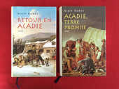 Romans: Acadie terre promise, Retour en Acadie  Alain Dubos 10 Poitiers (86)