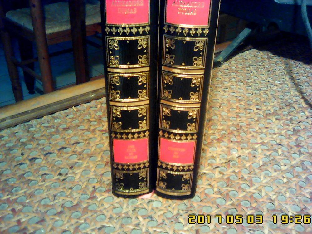 Romans d'Alexandre Dumas, éditions FAMOT (Genève) 0 Noailhac (81)