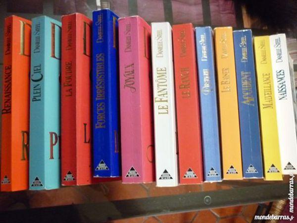 16 romans de Danielle Steel 12 Roissy-en-Brie (77)
