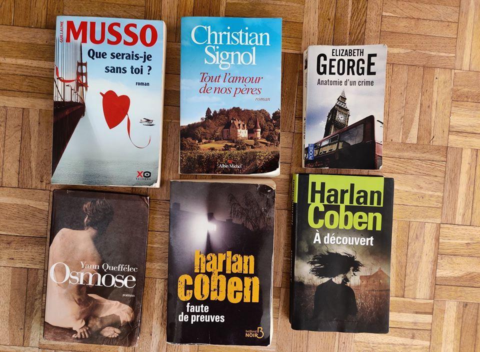 romans 2 euros au choix Livres et BD