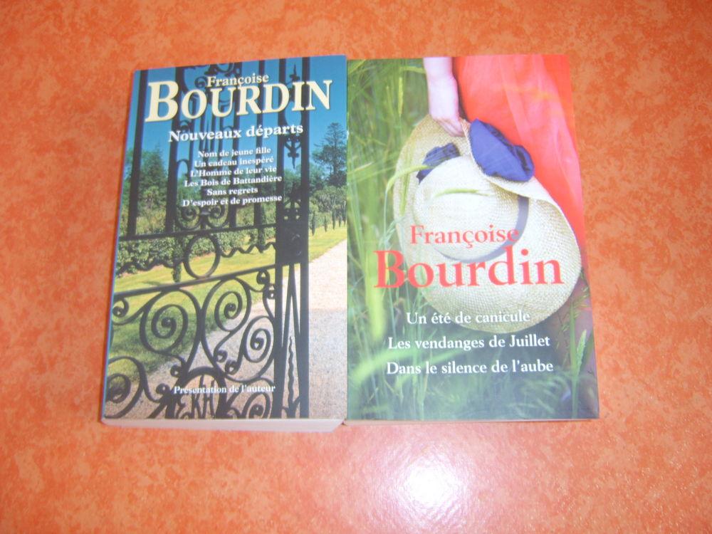 Romans de Françoise Bourdin 25 Romagnat (63)