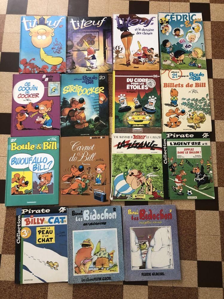 BD, romans, livres enfants, ados, philo, religion, bien-être 0 Toulon (83)