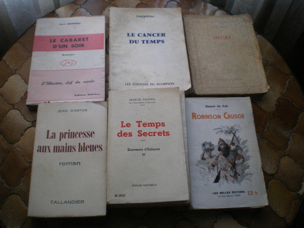 Romans de Marcel Pagnol et Daniel de Foë. 8 Caen (14)