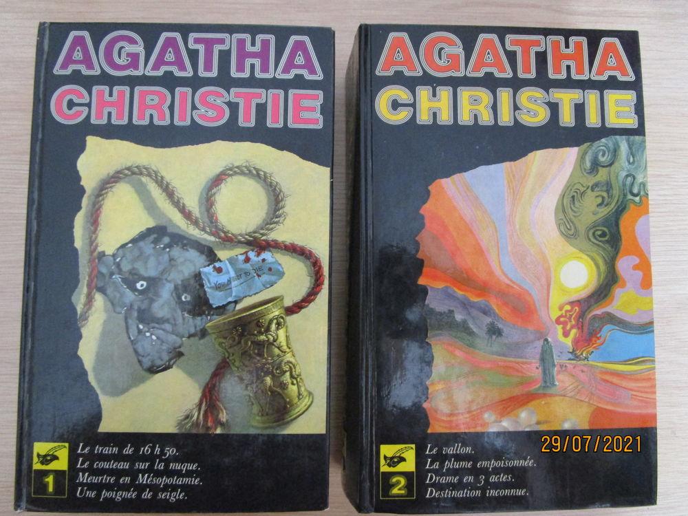 lot de 9 romans policiers d'AGATHA CHRISTIE 10 Chanteloup-en-Brie (77)