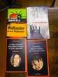 4 romans policiers brochés Livres et BD