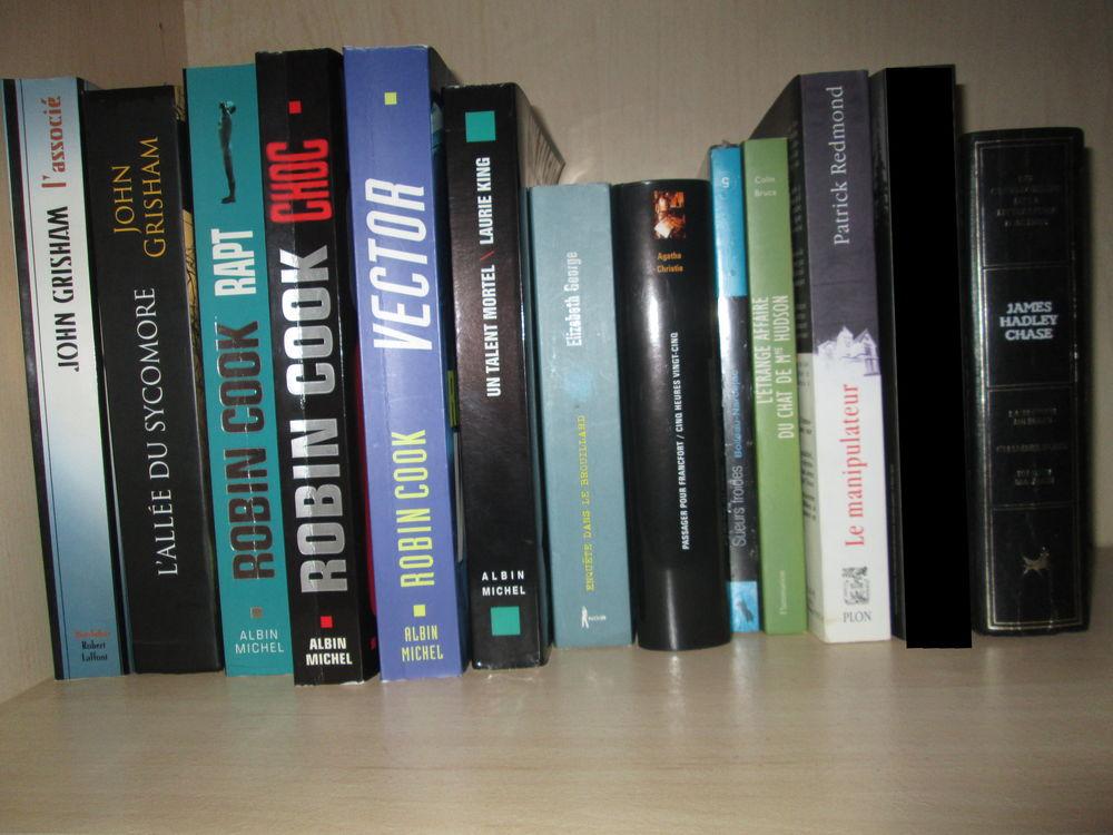 Romans policiers et thrillers à partir de 3 euros 3 Herblay (95)
