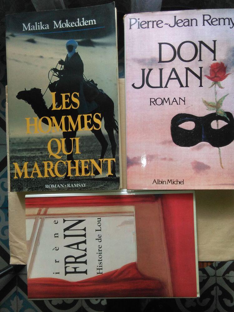 Lot de 3 romans très épais 10 Béziers (34)