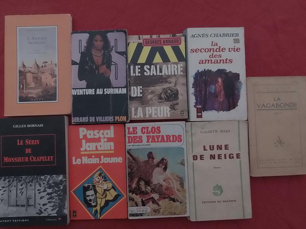 Romans (7) Livres et BD