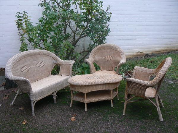 Achetez romantique salon occasion annonce vente meximieux 01 wb150193512 - Salon jardin romantique ...