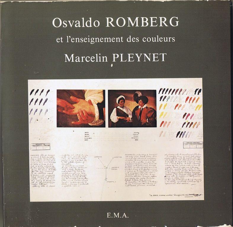 ROMBERG  & LES LOIS DE LA COULEUR, par M Pleynet 4 Penvénan (22)