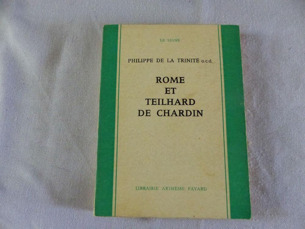 Rome et Teilhard de Chardin 8 Roclincourt (62)