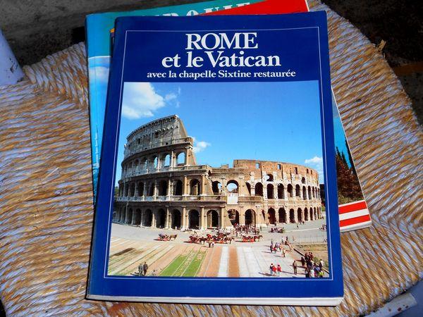 Rome et le Vatican avec la chapelle Sixtine restaurée  10 Monflanquin (47)
