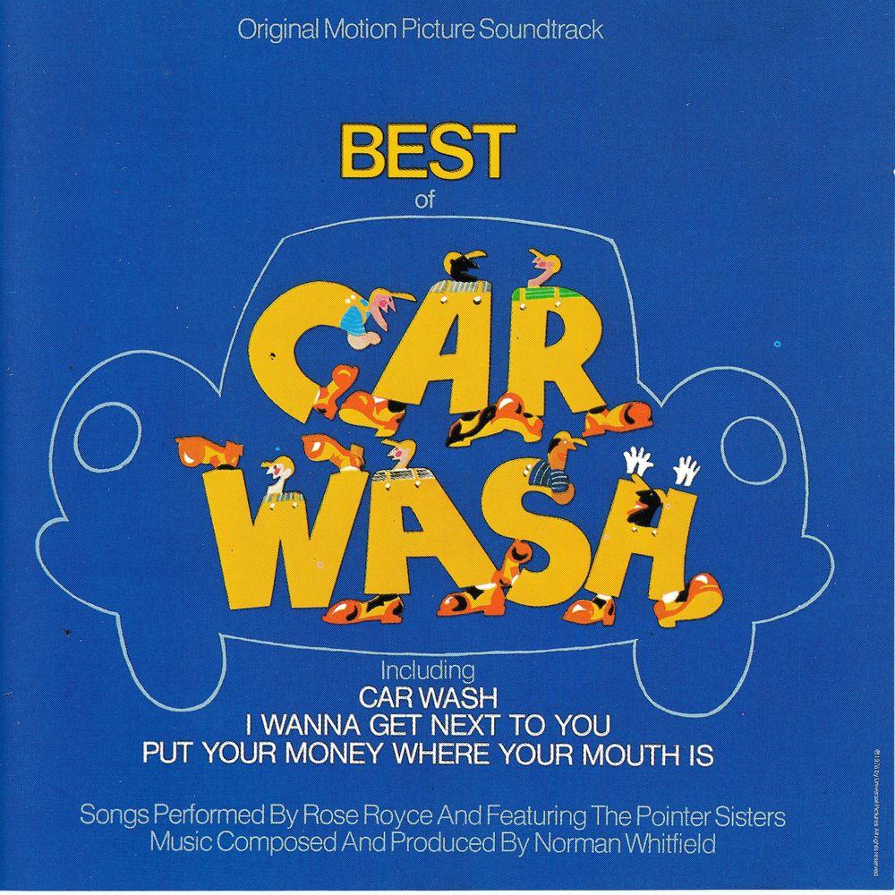 CD  Rose Royce   -   The Best Of Car Wash  (Soundtrack) 7 Antony (92)