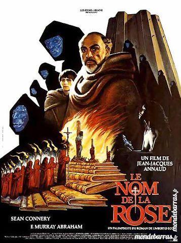 Dvd: Le Nom de la rose (262) DVD et blu-ray