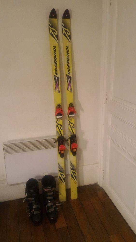 Rossignol ski et chaussures 130 Paris 12 (75)