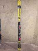 Ski rossignol+fix Salomon 50 Tende (06)
