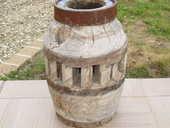 roue de charette 10 Parthenay (79)