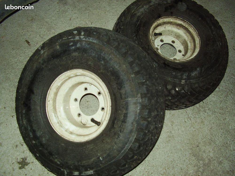 roue gazon micro tracteur tondeuse 0 Rumont (55)