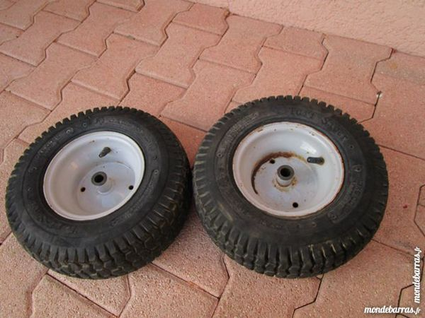 Tracteurs tondeuses occasion en haute garonne 31 - Roue tracteur tondeuse ...
