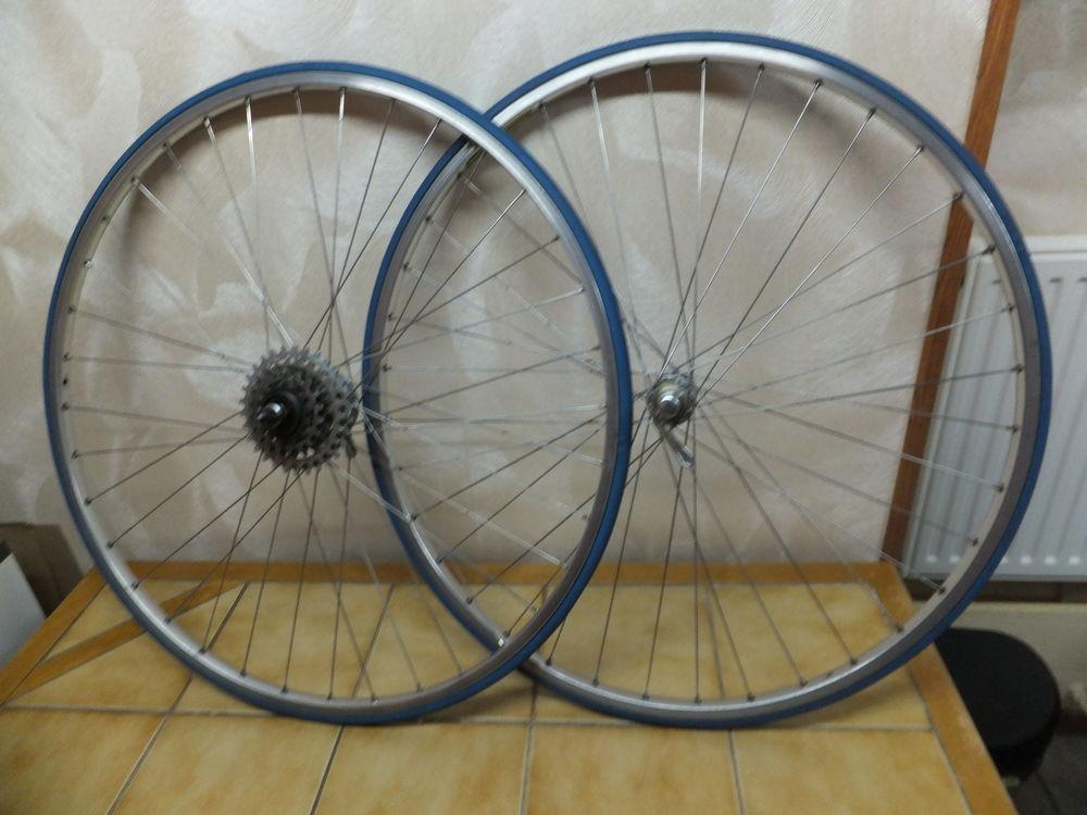 roue de velo 20 Beauvais (60)