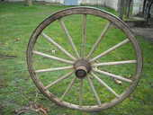 roue voiture hippomobile  25 Assay (37)