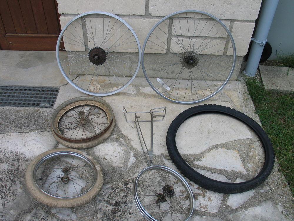 Roues et chambres à air de vélos 2 Quincy-sous-Sénart (91)
