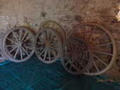 roues char 0 Morlaàs (64)
