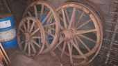 Roues de chariot 0 Luzy (58)