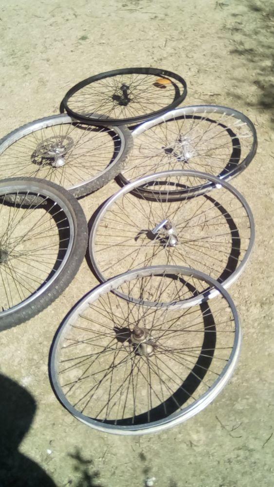 6 roues VTT 26 pouces avant . 8 Les Sables-d'Olonne (85)