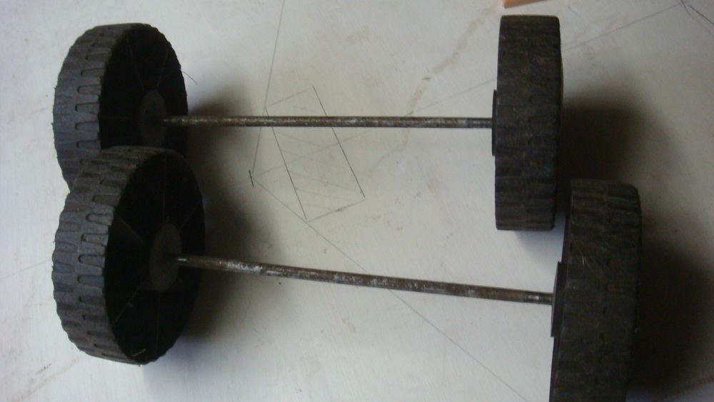 roues de tondeuse 10 Saint-Médard-en-Jalles (33)