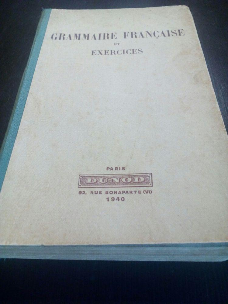 A.Rougerie grammaire ,1940,Dunod . 15 Lisieux (14)