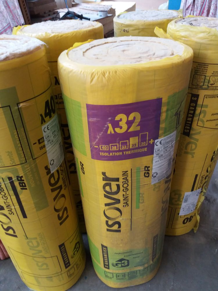 ROULEAUX X5 ISOVER SAINT GOBAIN 60 Leers (59)