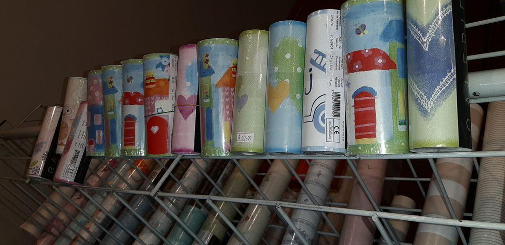 Rouleaux de papier peint 4500 Miramont-de-Guyenne (47)