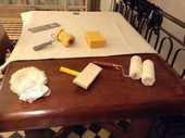Rouleaux de peinture, pad peintre, mitt, ragroll  & plus  18 Paris 15 (75)