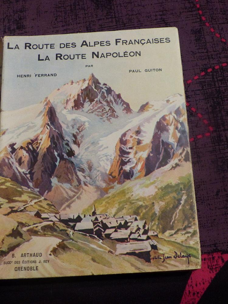 LA ROUTE DES ALPES - LA ROUTE NAPPOLEON 10 Roclincourt (62)