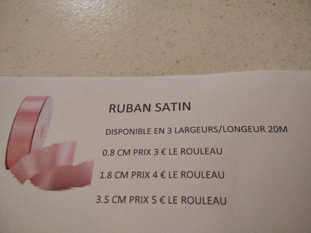 RUBAN SATIN EXCELLENT 5 Roncq (59)