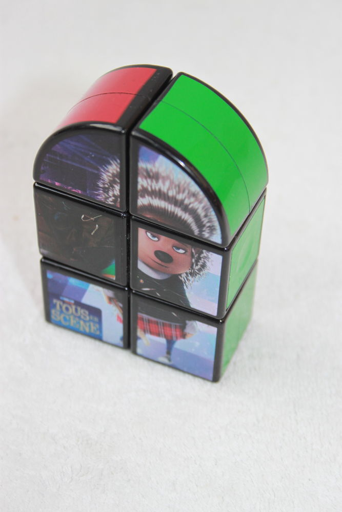 Rubicube  1 Montigny-Lencoup (77)