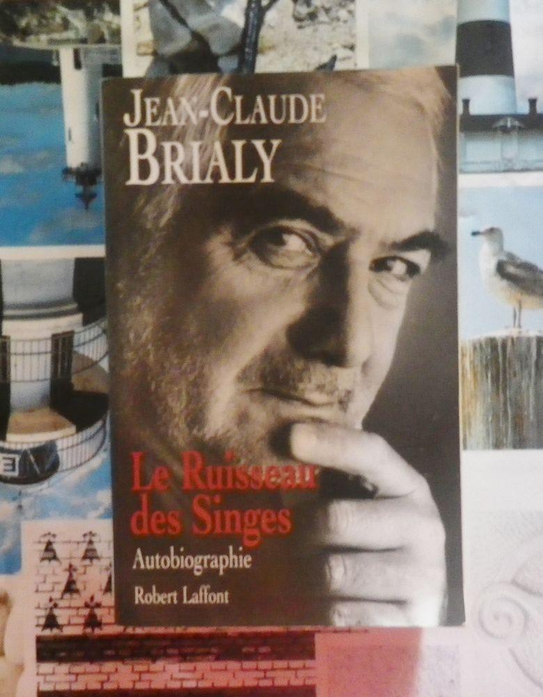 LE RUISSEAU DES SINGES AUTOBIOGRAPHIE JEAN-CLAUDE BRIALY 5 Bubry (56)
