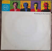 Running in the family Level 42 Polydor vinyle disque  6 Laval (53)