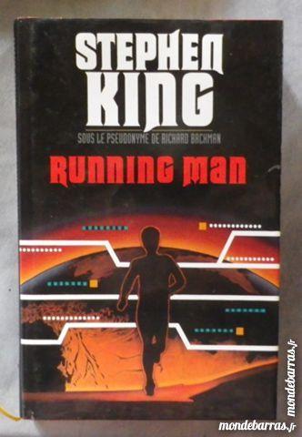 RUNNING MAN de Stephen KING alias Richard BACHMAN 6 Attainville (95)